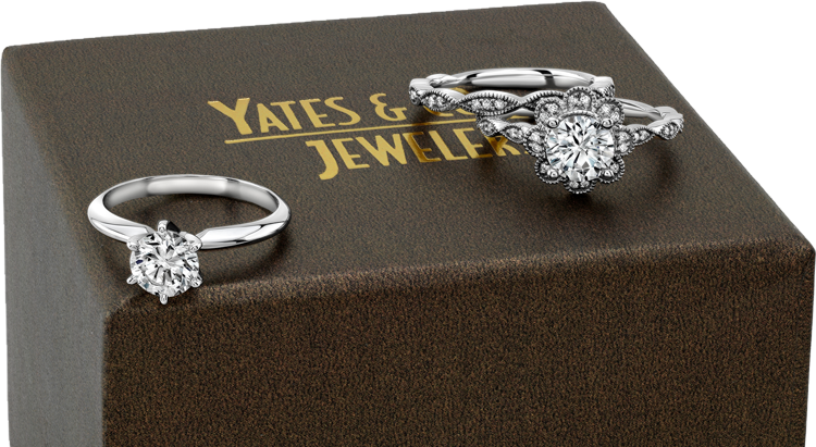 Engagement Rings at Yates Jewelers